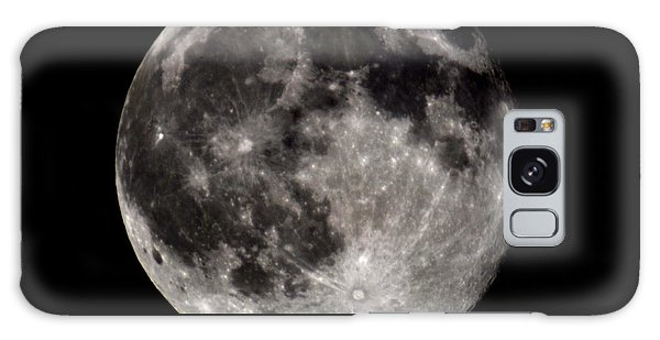 Full Moon 7-31-15 Galaxy Case
