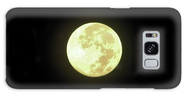 Full Moon August 2014 Galaxy Case