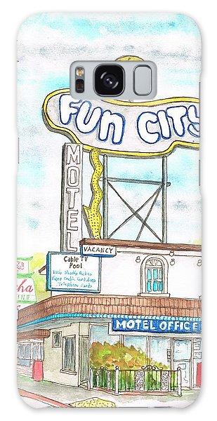 Fun City Motel, Las Vegas, Nevada Galaxy Case