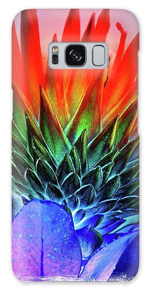 Funky Protea Galaxy Case