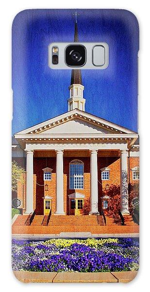Charles E. Daniel Chapel, Furman University, S.c. Galaxy Case
