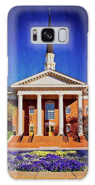 Charles E. Daniel Chapel, Furman University, S.c. Galaxy Case