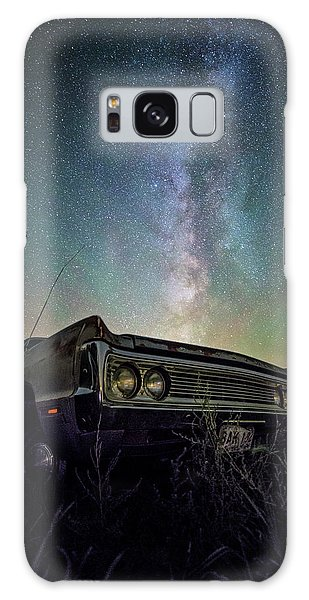 Galaxy Case featuring the photograph Fury by Aaron J Groen
