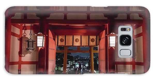 Fushimi Inari Taisha, Kyoto Japan 2 Galaxy Case