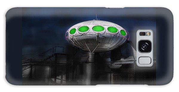 Futura  Saucer Home Galaxy Case