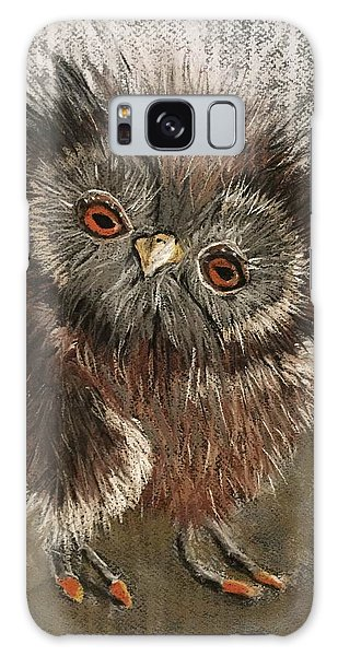 Fuzzy Owl Galaxy Case