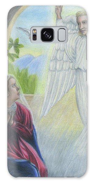 Gabriel's Revelation Galaxy Case
