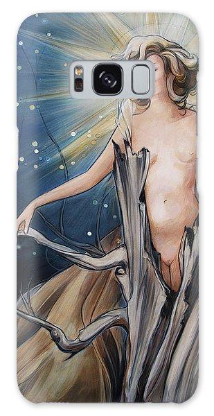 Gaia Galaxy Case by Jacque Hudson