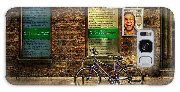 Gaiety Bicycle Galaxy Case by Craig J Satterlee