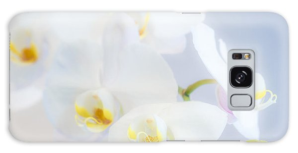 Gail's Orchids Galaxy Case
