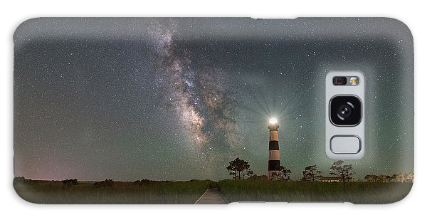 Board Walk Galaxy Case - Galactic Beacon   by Michael Ver Sprill