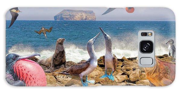 Galapagos One Galaxy Case