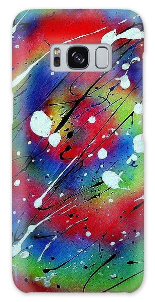 Galaxy Galaxy Case by Patrick Morgan