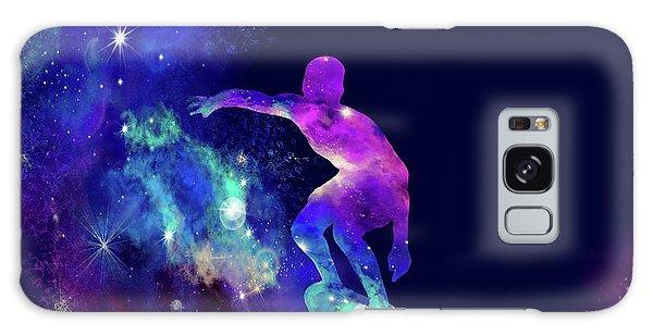 Milky Way Galaxy Case - Galaxy Surfer 2 by Bekim M