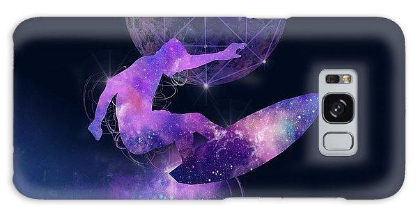 Milky Way Galaxy Case - Galaxy Surfer by Bekim M