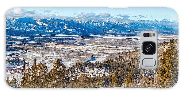 Galena Summit Idaho Galaxy Case