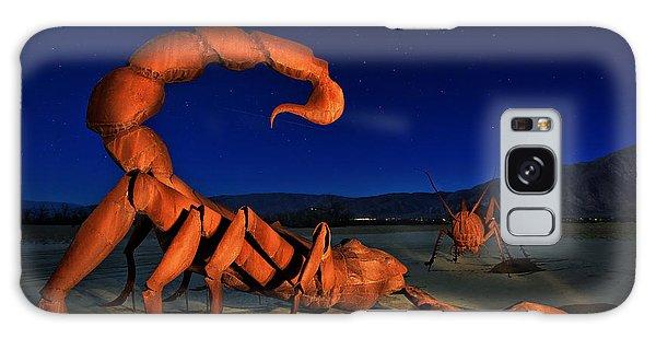 Galleta Meadows Estate Sculptures Borrego Springs Galaxy Case
