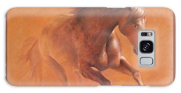 Gallop In The Desert Galaxy Case