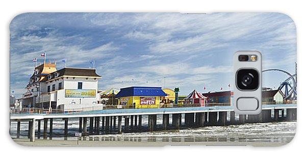 Galveston Pleasure Pier Galaxy Case