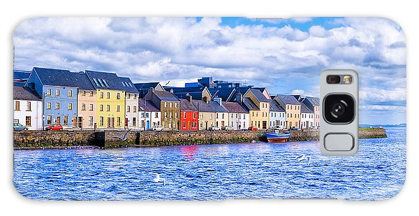 Galway On The Water Galaxy Case