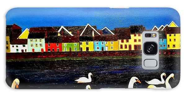 Galway Swans Galaxy Case