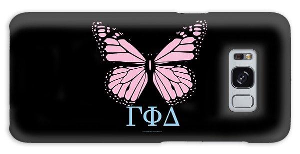 Gamma Phi Delta Classy Butterfly  Galaxy Case
