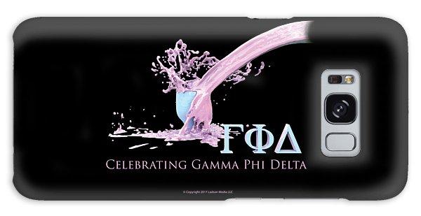 Gamma Phi Delta Splash Galaxy Case