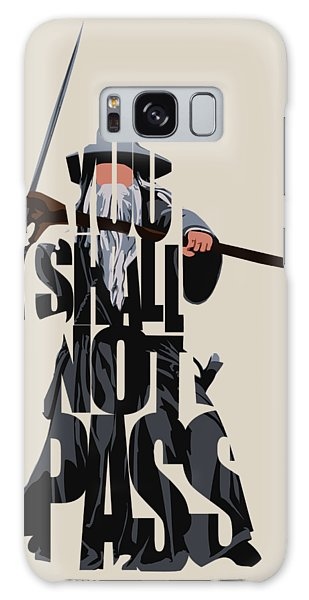 Gandalf - The Lord Of The Rings Galaxy Case