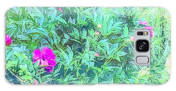Garden 1 Galaxy Case