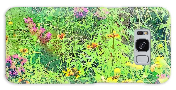 Garden 3 Galaxy Case