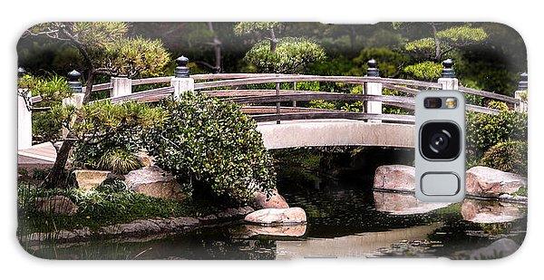 Garden Bridge Galaxy Case by Ed Clark