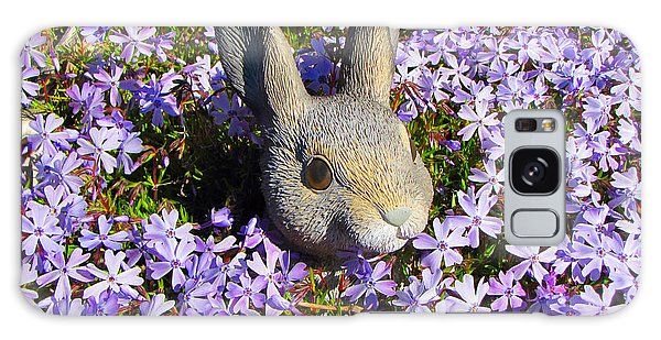 Garden Bunny Galaxy Case