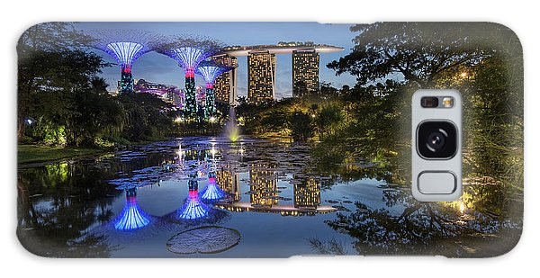 Garden By The Bay, Singapore Galaxy Case