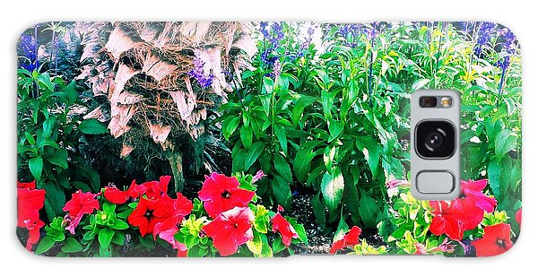 Garden Landscape 2 Version 1 Galaxy Case