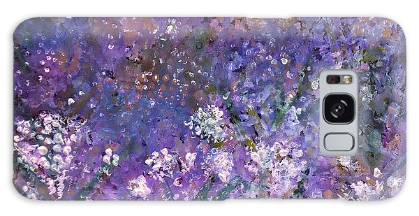 Garden Of Eden Painting Galaxy Case