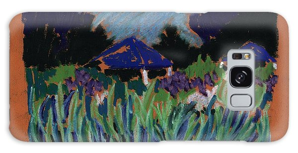 Garden Party Galaxy Case