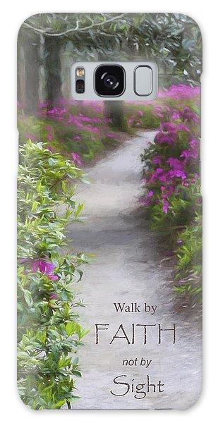 Garden Path Galaxy Case