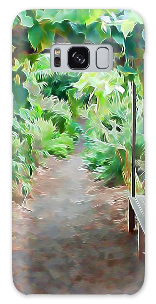 Garden Path Galaxy Case