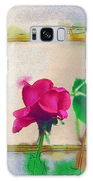 Garden Rose Galaxy Case