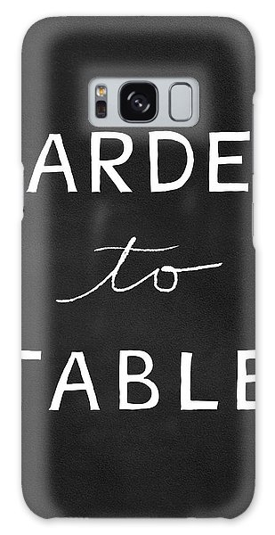 Table Galaxy Case - Garden To Table- Art By Linda Woods by Linda Woods