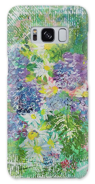 Garden View Galaxy Case