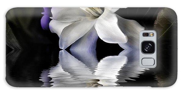 Gardenia Galaxy Case - Gardenia by Patti Schulze
