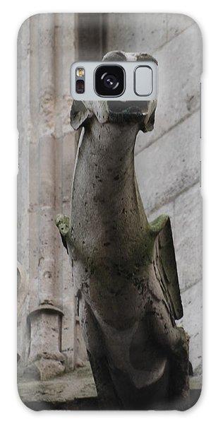Gargoyle Notre Dame Galaxy Case