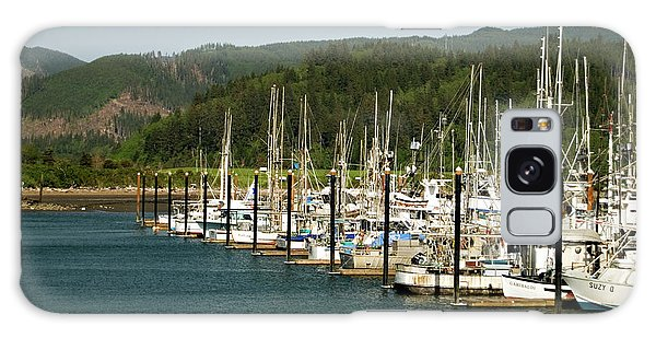 Garibaldi Oregon Marina Galaxy Case