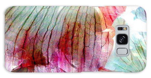 Garlic  Abstract   Series Galaxy Case