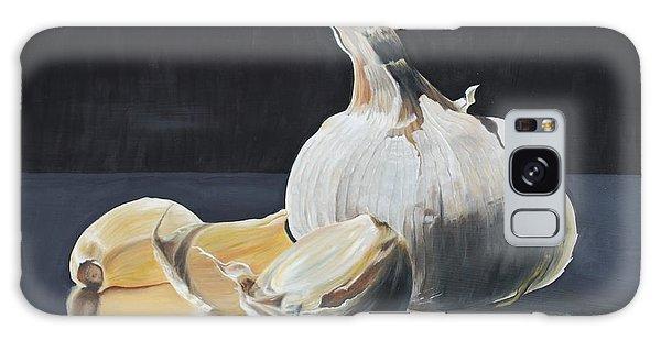 Garlic I Galaxy Case