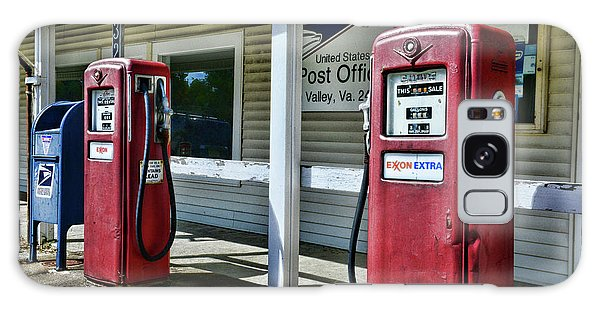 Gas And Mail 1 Galaxy Case by Paul Ward