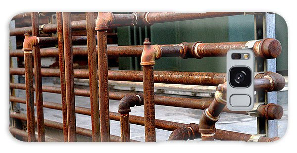 Gas Pipes And Fittings Galaxy Case