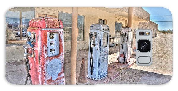 Gas Pumps Galaxy Case