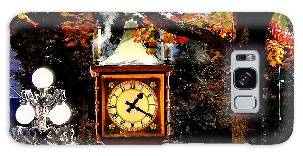 Gastown Steam Clock Galaxy Case